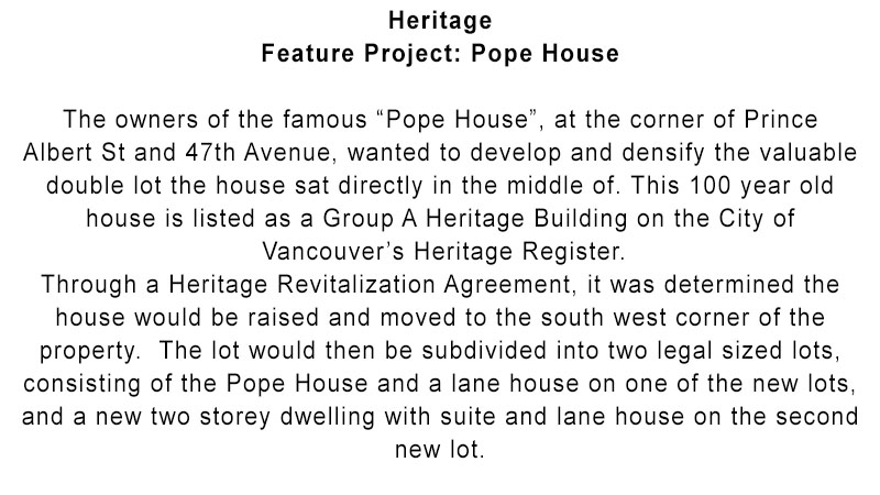 Zebiak House Raising - Heritage - Pope House intro